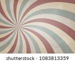 retro pattern a vintage...   Shutterstock .eps vector #1083813359