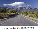 The Road To Telluride Colorado...