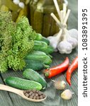 Small photo of Fress Vegetable with Cucumber