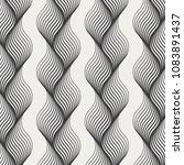 vector texture. modern abstract ... | Shutterstock .eps vector #1083891437