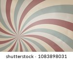 retro pattern a vintage...   Shutterstock .eps vector #1083898031