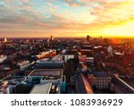 Small photo of Leicester and its majestic sunrise