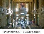 milan  italy   circa november ... | Shutterstock . vector #1083965084