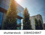 office building close up | Shutterstock . vector #1084024847