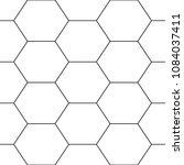 seamless mosaic pattern.... | Shutterstock .eps vector #1084037411
