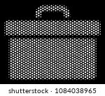dot white toolbox icon on a... | Shutterstock .eps vector #1084038965