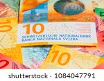 collection of the new swiss... | Shutterstock . vector #1084047791