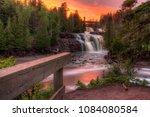 Gooseberry Falls State Park on Minnesota