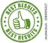 best results vector stamp... | Shutterstock .eps vector #1084093217