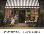 london  uk   may  2018. young... | Shutterstock . vector #1084113011