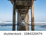 beneath the symmetrical... | Shutterstock . vector #1084220474