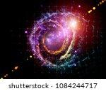 elements of cosmos series.... | Shutterstock . vector #1084244717