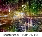 digital city series. backdrop... | Shutterstock . vector #1084247111