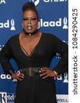 Small photo of New York, NY - May 5, 2018: Nedra Belle attends the 29th Annual GLAAD Media Awards at Hilton Midtown