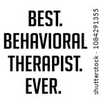 best. behavioral therapist....   Shutterstock . vector #1084291355