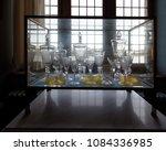 hillerod  denmark   december 27 ... | Shutterstock . vector #1084336985