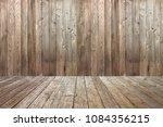 brown bark pallet texture  gray ... | Shutterstock . vector #1084356215