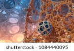 abstract background  fantastic... | Shutterstock . vector #1084440095