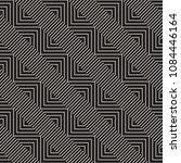vector seamless pattern. modern ... | Shutterstock .eps vector #1084446164