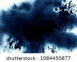 indigo abstract grunge... | Shutterstock . vector #1084450877