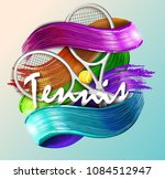 abstract blue background sport... | Shutterstock .eps vector #1084512947