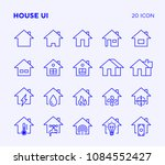 simple set of house user...