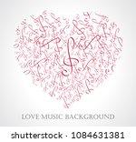 vector illustration of musical... | Shutterstock .eps vector #1084631381