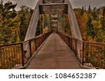 Ouimet canyon is a provincial Park in Northern Ontario by Thunder bay