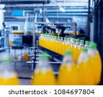 beverage factory interior.... | Shutterstock . vector #1084697804