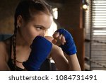 boxing  fighting and mma...   Shutterstock . vector #1084731491