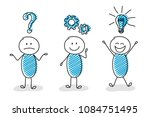 business image concept with... | Shutterstock .eps vector #1084751495