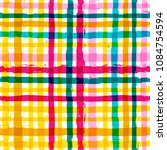 Vector Scottish Plaid Summer...