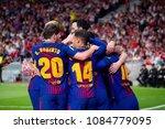 madrid   apr 21  barcelona... | Shutterstock . vector #1084779095