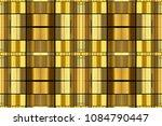 golden luxury seamless pattern...   Shutterstock . vector #1084790447