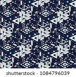 geometric folklore hipster... | Shutterstock .eps vector #1084796039