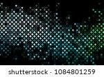 dark blue  green vector ... | Shutterstock .eps vector #1084801259