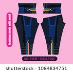 leggings pants fashion... | Shutterstock .eps vector #1084834751