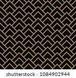 modern luxury stylish geometric ...   Shutterstock .eps vector #1084902944
