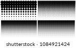 set of vertical gradient... | Shutterstock . vector #1084921424