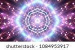 club lights background | Shutterstock . vector #1084953917