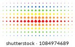 peaks suit icon spectrum... | Shutterstock .eps vector #1084974689