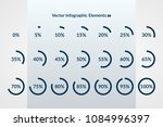 0 5 10 15 20 25 30 35 40 45 50... | Shutterstock .eps vector #1084996397