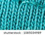 blue fabric as an abstract...   Shutterstock . vector #1085034989