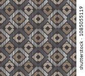 ethnic boho seamless pattern.... | Shutterstock .eps vector #1085055119