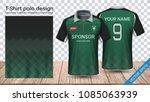 polo t shirt with zipper ...   Shutterstock .eps vector #1085063939