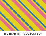 seamless pattern. pink stripes... | Shutterstock .eps vector #1085066639