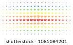 diamond icon spectrum halftone... | Shutterstock .eps vector #1085084201