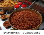 chinese traditional cuisine... | Shutterstock . vector #1085086559