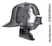 Medieval Knight Sallet Helmet...