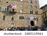 florence  italy   september 7 ... | Shutterstock . vector #1085119061